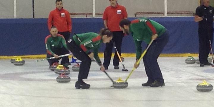 Rillanders gana la San Prudencio Curling Cup 2018