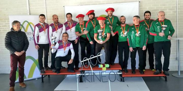 Harrikada vencedor del Campeonato de España