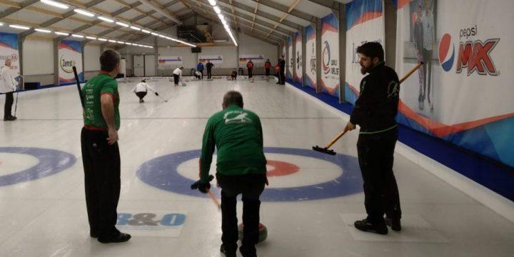 Harrikada visits Zemst Ice rink in Belgium