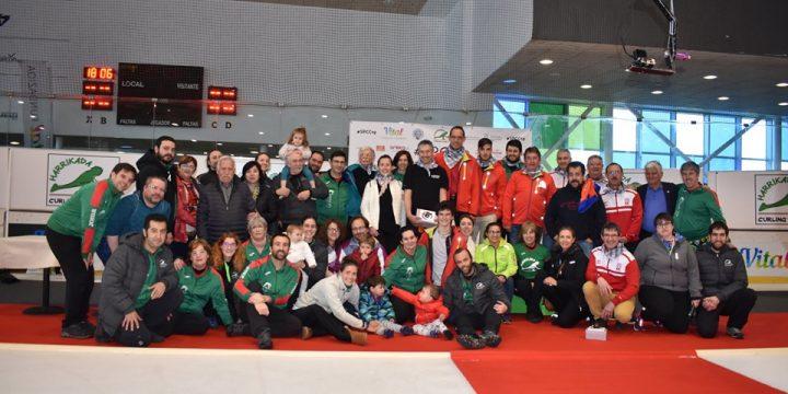 Puigcerdà gana la San Prudencio Curling Cup 2019